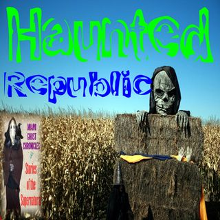 Haunted Republic | Interview with Remso Martinez | Podcast