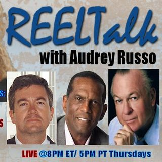 REELTalk: MAJ GEN Paul Vallely, Judge Hal Moroz and Super Bowl Champion Burgess Owens