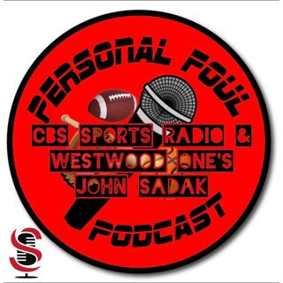 John Sadak from CBS Sports Radio and Westwood One