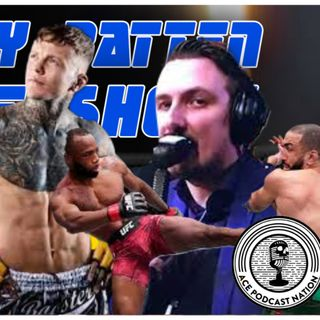 BRAD WHARTON | CAGE WARRIORS COMMENTATOR | EXCLUSIVE WITH JORDAN VUCENIC | LATEST MMA | DANNY BATTEN FIGHT SHOW #67