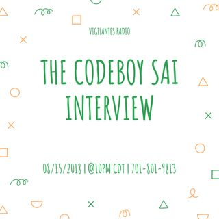 The Codeboy Sai Interview.