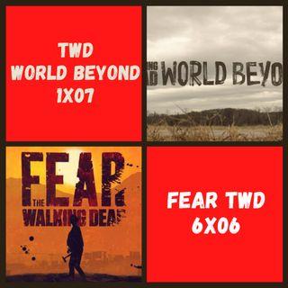 Con World Beyond hasta el final... Con Fear para toda la vida.