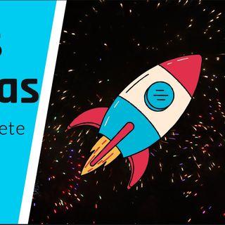 """T4 E2. El verano del cohete: """"Crónicas marcianas"""" por Ray Bradbury"""
