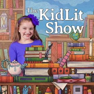 The KidLit Show: Graphic Novels and Feeling Frazzled with Booki Vivat (Ages 6-10)