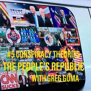 People's Republic: #5 Conspiracies
