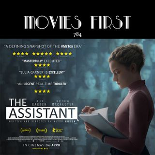 The Assistant (Drama) (the @MoviesFirst review)