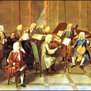 La Musica di Ameria Radio  del 5 aprile 2021 - Concerti Grossi - Musiche di A. Scarlatti, Geminiani, Marcello, Manfredini e Corelli