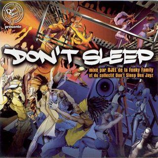 Dj Djel - Don't Sleep Party