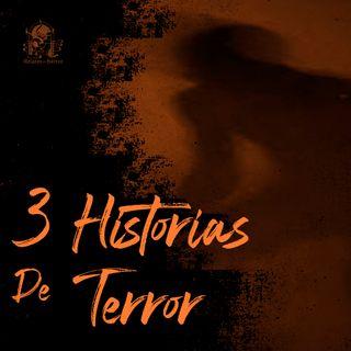 3 Historias De Terror Vol. 41 (Relatos De Horror & Relatos Desclasificados)