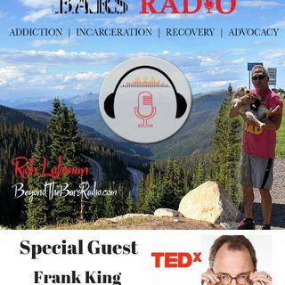 The Mental Health Comedian : Frank King TEDx