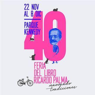 Recomendaciones para la Feria Ricardo Palma