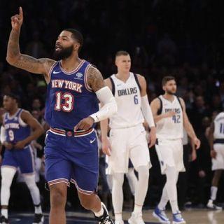 Knicks Spoil The Return Of The Unicorn