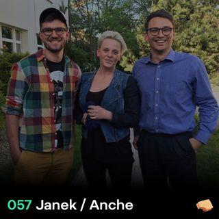 SNACK 057 Janek a Anche