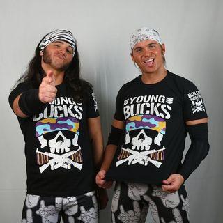 Running Wild Podcast Young Bucks Interview, ROH Manhattan Mayhem Review
