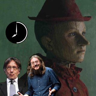Dibattito su Pinocchio, con Boldrin, Mercadini e Ary