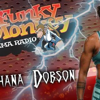 "Shana Dobson discusses ""The Ultimate Fighter"""