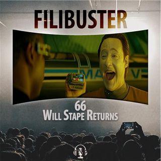 66 - Will Stape Returns