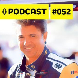 #052 – Entrevista com Christian Fittipaldi: rivalidade com Barrichello no kart, os anos na F1 e o acidente em Monza