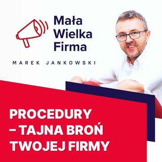 264: Procedury w firmie – Bartek Popiel