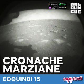Eqquindi #15 - Cronache marziane