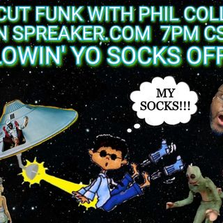 Uncut Funk with Phil Colley   1/17/21