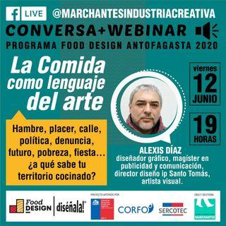 La comida como lenguaje del arte | Food Design DISÉÑALA #04