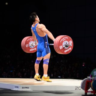 WL News | Lu vs Tian Power Snatches, & CJ Transcends All Limits