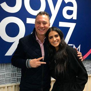 Bárbara de Regil en Hoy con Mariano Osorio