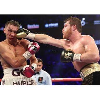 Canelo Alvarez beats GGG!! Mayweather vs. Pacquiao #2? Really??