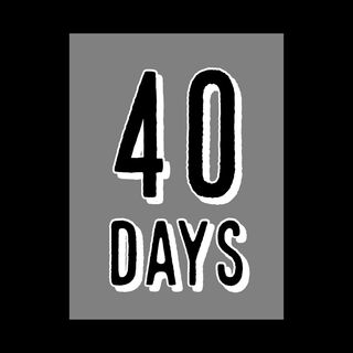 40 Days of Protest