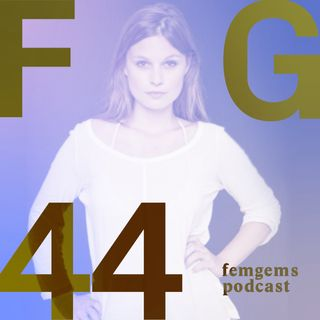 Navigating lifelong learning and keeping your happiness levels up /with FemGem44 Anna Harbaum