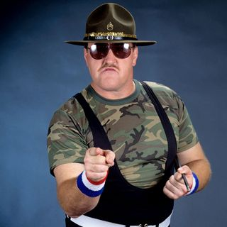 On the Mat: Wrestling Legend Sgt Slaughter