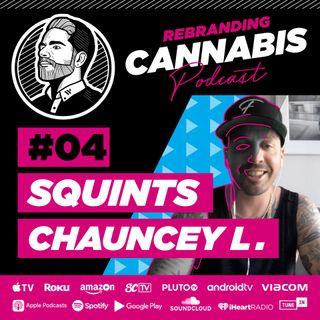 """Ep 4 - Chauncey """"Squints"""" Leopardi"""