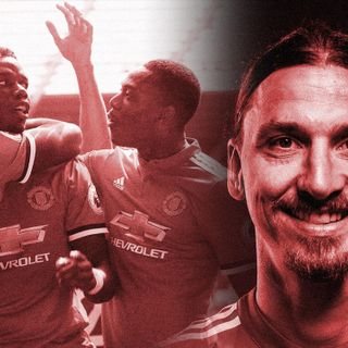 Champions League draw, Ibra resigns for Manchester United, the return of Luke Shaw