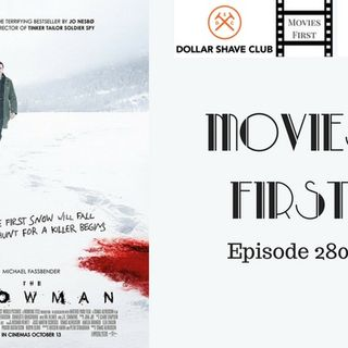 280: The Snowman - Movies First with Alex First & Chris Coleman