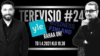 #24 - Ylen johtajabonukset, Business Finlandin kupru