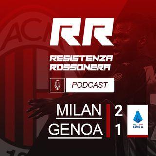 S02 - E46 - Milan - Genoa 2-1, 18/04/2021