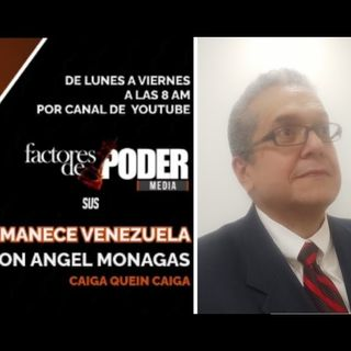 Escuche Podcast Así amanece Venezuela hoy miércoles #21Jul 2021