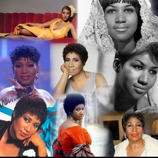 """Aretha Franklin Queen of Soul """"The Musical Journey"""""""