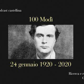 100  Modì  24 gennaio 1920 - 2020