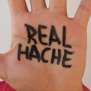 REAL HACHE #35