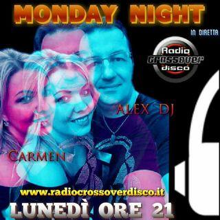 Monday Night Dj Duke e Carmen Dilemma
