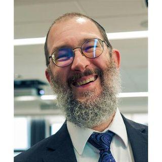 #380 - Introducing Author, Rabbi Yonason Goldson