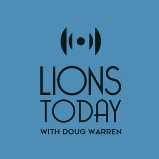 Lions Today: Eagles Win. Sark Stinks. - September 7, 2018