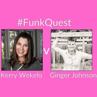 FunkQuest season 2 - Episode 3 - Ginger Johnson v Kerry Wekelo