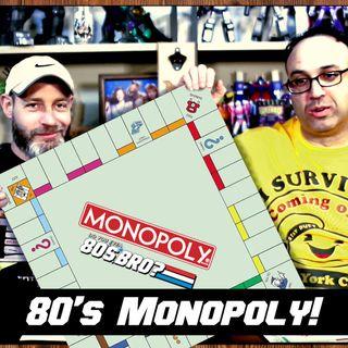 Creating 1980's Monopoly