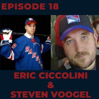 Ep. 18- Eric Ciccolini & Steven Voogel
