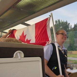 Big Blend Radio: Luxury Rail Travel Aboard Canada's Rocky Mountaineer