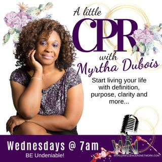 A Little CPR with Myrtha Dubois