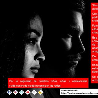 #LosNiñosSeRespetan - Mariana y Cesar